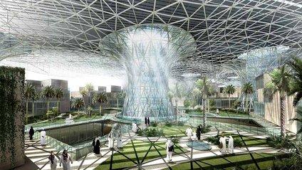 В Еміратах з'явиться еко-місто майбутнього - фото 1