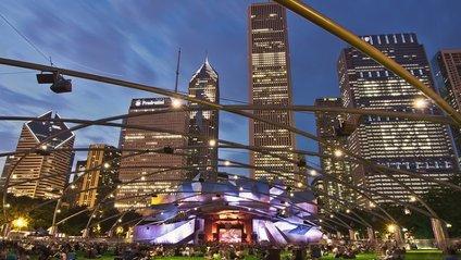 """Парк """"Міленіум"""" у Чикаго (США) - фото 1"""
