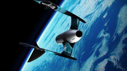 Туристичне судно SpaceShipTwo - фото 1
