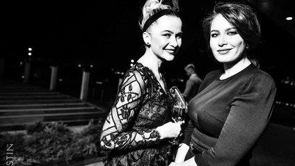 Телеведуча Тетяна Рамус та екс-регіоналка Ірина Бережна (справа) - фото 1