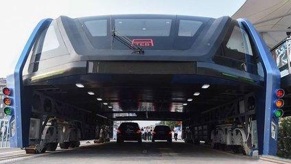У Китаї запустили транспорт майбутнього - фото 1