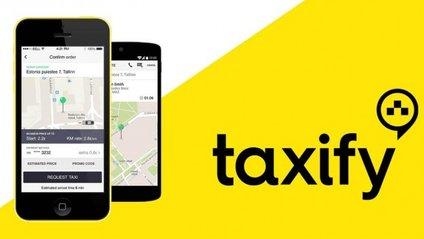 Taxify - фото 1