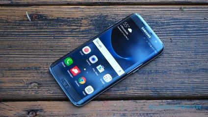 Samsung Galaxy S7 Edge - фото 1