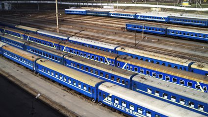 """""""Укрзалізниця"""" назвала кількість зношених потягів в дії - фото 1"""