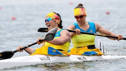 Українці пройшли у фінал Олімпійських ігор з веслування - фото 1
