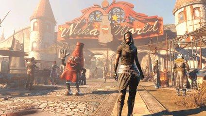 Показали трейлер доповнення Nuka-World до гри Fallout 4 - фото 1