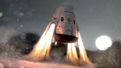 SpaceX показала на відео свої місії - фото 1