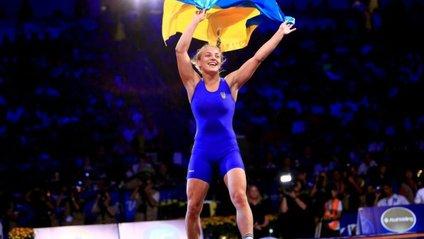 Гергель— чемпіонка світу 2015 року - фото 1