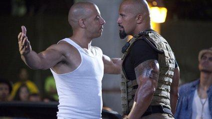 Дуейн Джонсон та Він Дізель будуть вирішувати конфлікт на ринзі - фото 1