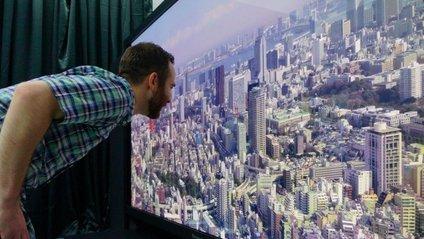 В Японії запущено телебачення зі надчіткою роздільною здатністю - фото 1