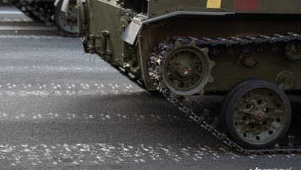 Мочанов показав новенькі дороги Києва після військової техніки - фото 1
