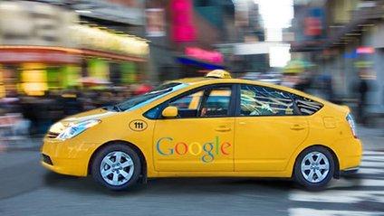 Таксі Google - фото 1