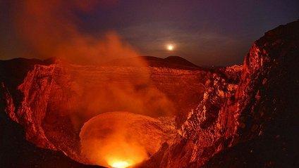 Вулкан в Нікарагуа оснастять Інтернетом - фото 1