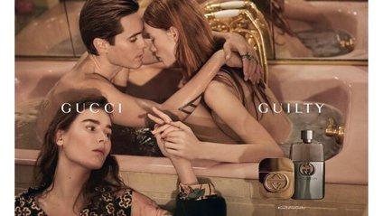 Джаред Лето оголився для реклами Gucci - фото 1