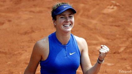 Україна Світоліна отримала перемогу на Олімпіаді з тенісу - фото 1