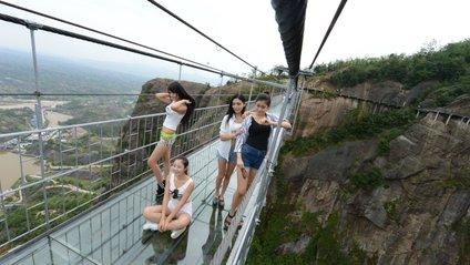 Міст на висоті 430метрів! - фото 1