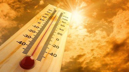 Середня температура в липні 2016-го була на 0,84 градуси за Цельсієм вища за середню в 1950-1980 рр. - фото 1