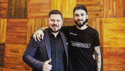 Колишній гравець збірної України став перукарем - фото 1