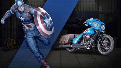 Harley-Davidson - фото 1