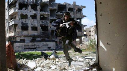 У Сирії застосували хімічну зброю - фото 1