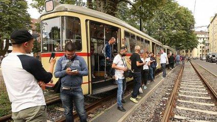 Трамвай для покемономанів у Дюссельдорфі - фото 1