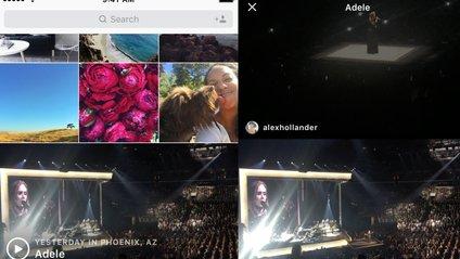 Instagram покаже відеотрансляції заходів поблизу - фото 1