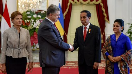 Україна з Індонезією готуються до зони вільної торгівлі - фото 1