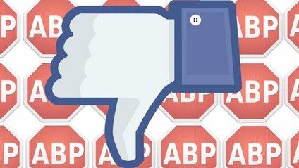 Блокувальний реклами AdBlock продовжує працювати у Facebook - фото 1