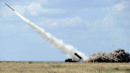 Запуск новітньої української ракети - фото 1