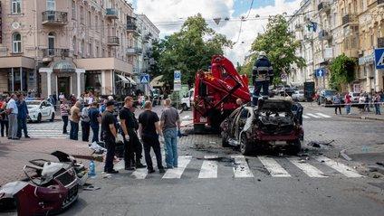 Шеремет загинув внаслідок вибуху автомобіля 20 липня - фото 1