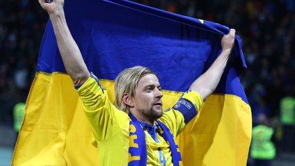 Анатолій Тимощук більше не буде грати за збірну України - фото 1