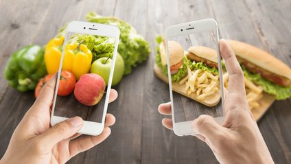 З'ясували, яка їжа найчастіше потрапляє в Instagram - фото 1