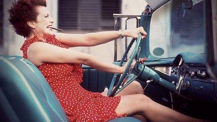 Назвали вік потенційно небезпечних водіїв - фото 1