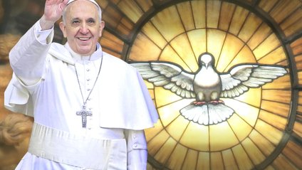 Папа Римський Франциск - фото 1