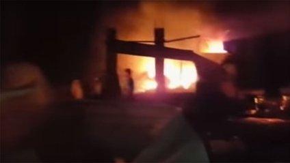 Росія бомбардувала гумколону в Сирії - фото 1