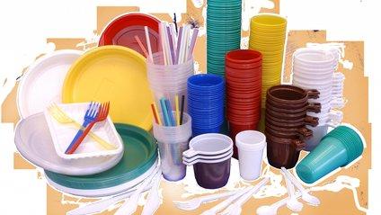 У Франції прагнуть заборонити пластиковий посуд - фото 1