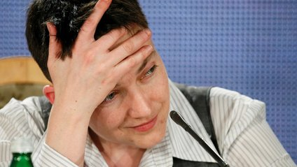 Савченко ще не готова мати дітей - фото 1