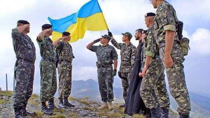 Мірко Саблич привітали з днем захисника України - фото 1