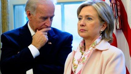 Віце-президент США не хоче працювати з Клінтон - фото 1