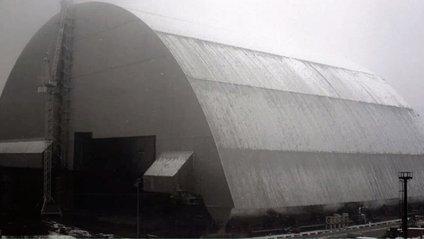 Сніг у Чорнобиль - фото 1