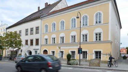 Будинок Гітлера - фото 1