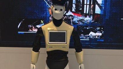 Перший робот-поліцейський почне працювати у 2017 році - фото 1