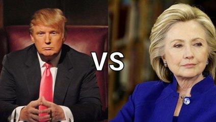 Клінтон проти Трампа - фото 1