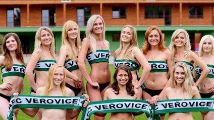 Чеські футболістки - фото 1