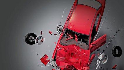 Внаслідок аварії постраждало 16 осіб - фото 1