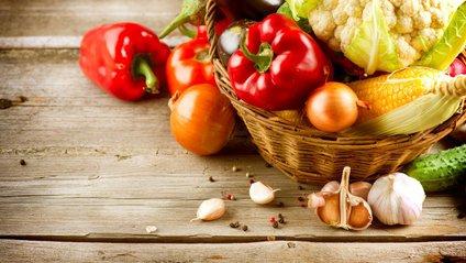 Осінні овочі - фото 1
