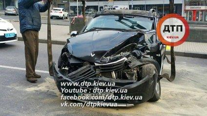 П'яний дипломат з Азербайджану в Києві протаранив 2 авто - фото 1