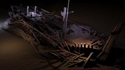 У Чорному морі знайшли більше 40 стародавніх кораблів - фото 1