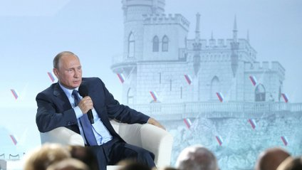 Експерт пояснив, чому Путін часто їздить у Крим - фото 1