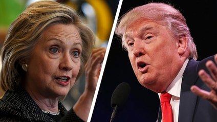 Клінтон втратила значну перевагу над Трампом - фото 1